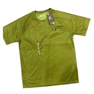 Under Armour Heat Gear Short Sleeve T-Shirt